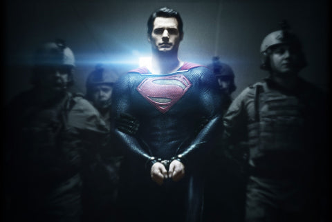 New 'Man Of Steel' TV Trailer