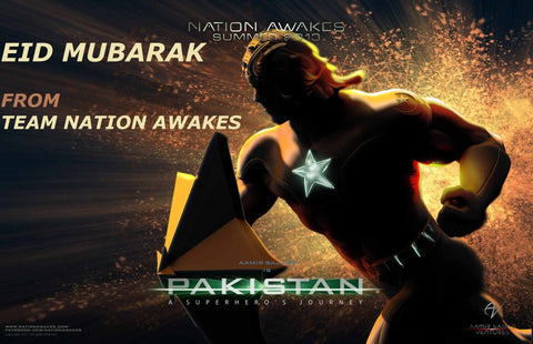 The Dawn of the Pakistani Superhero