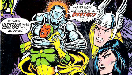 Everything You Wanted To Know About Ultron (But Were Afraid To Ask)