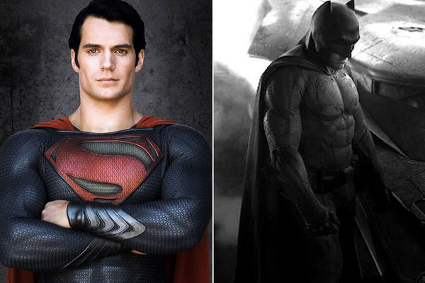 Ben Affleck's super excited about Batman v Superman