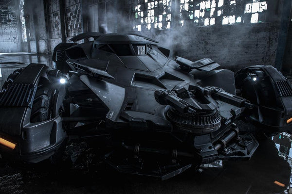 Best Batsuit. Best Batmobile. Fingers crossed for the best Batman!!