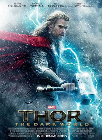The First 'Thor: The Dark World' Trailer Is Out!