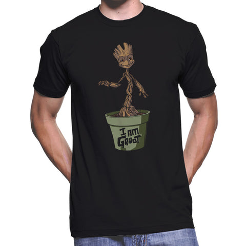I Am Groot T-Shirt