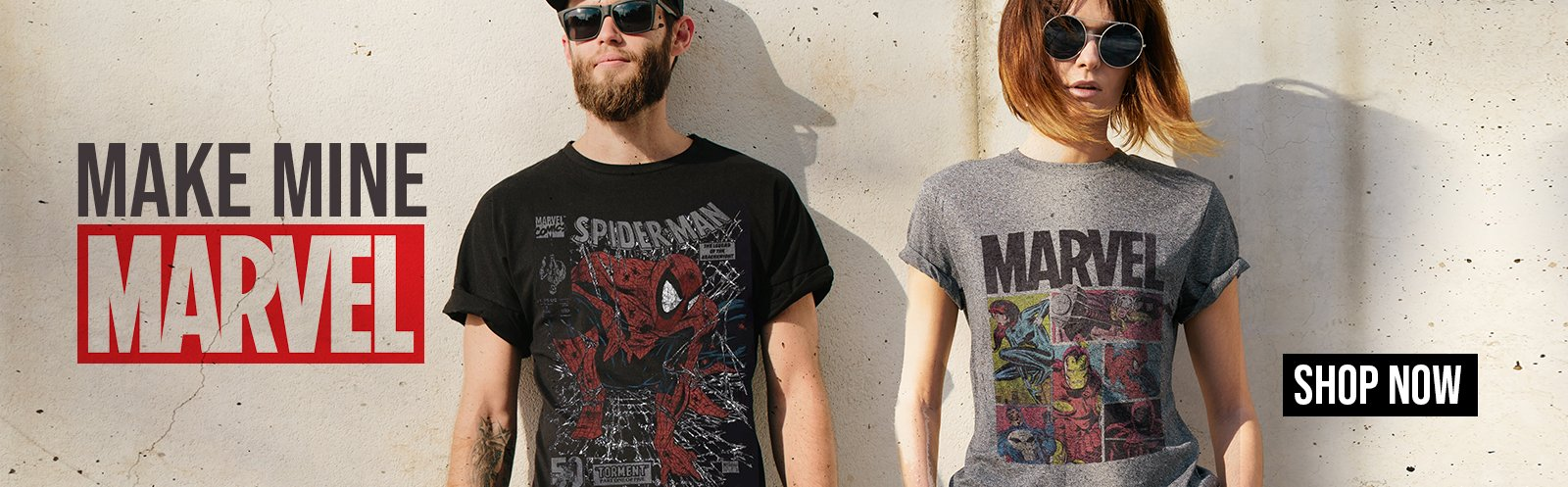 Marvel Graphic Tee