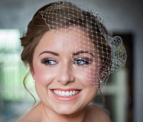 * Best Seller Mini Birdcage Veil - 5 day dispatch