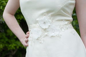 New Flora Bridal Belt