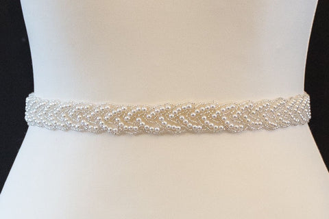 *NEW* Pearl Cassandra Belt - Online Exclusive