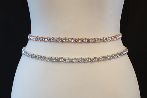 *NEW* Martina Silver Belt