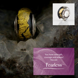 Fearless bead (by Confidence Beads)