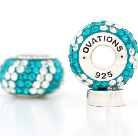 The Ovations Supporter Bead