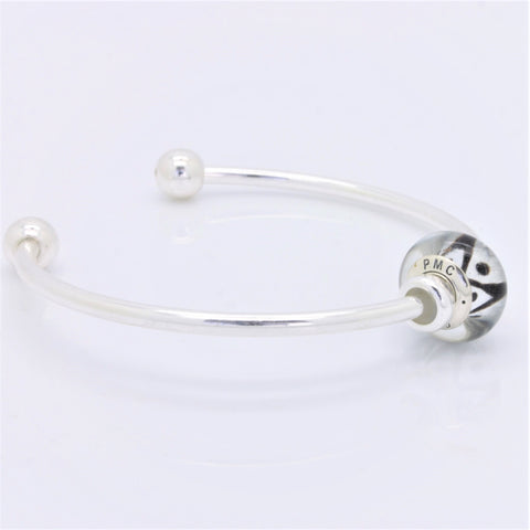 The PMC 2019 bead on bangle bracelet
