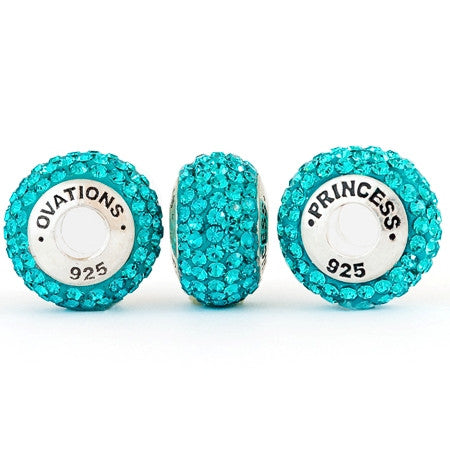 Ovations' Princess bead