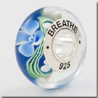 Breathe bead (by Confidence Beads)