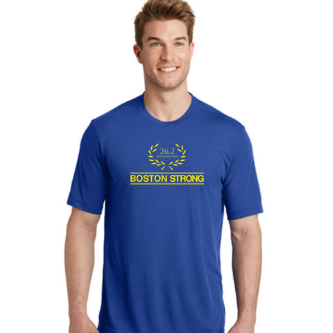 Men's Boston Strong Tek-Tee 26.2