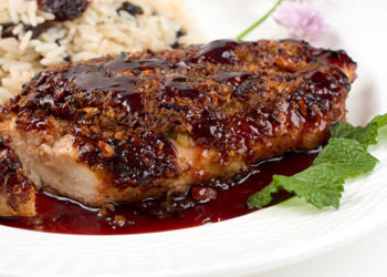 Fig Balsamic Chicken