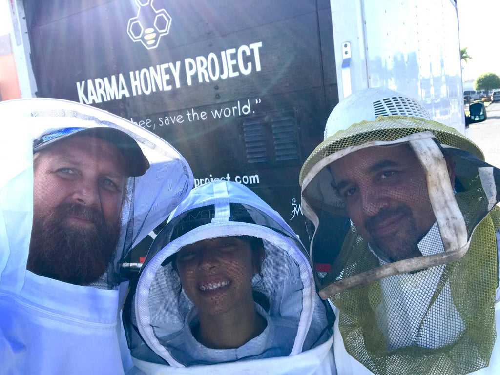 Karma Honey Project - Guaynabo Rescue