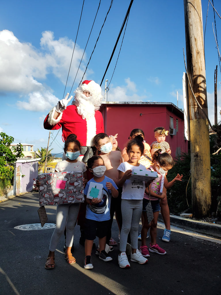 la pearla toy and food drive