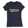 Herbivore - Yellow Print - Women's Slim Fit Vegan T-Shirt
