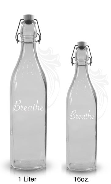 Breathe bottle