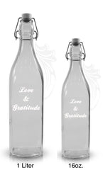 Love & Gratitude bottle