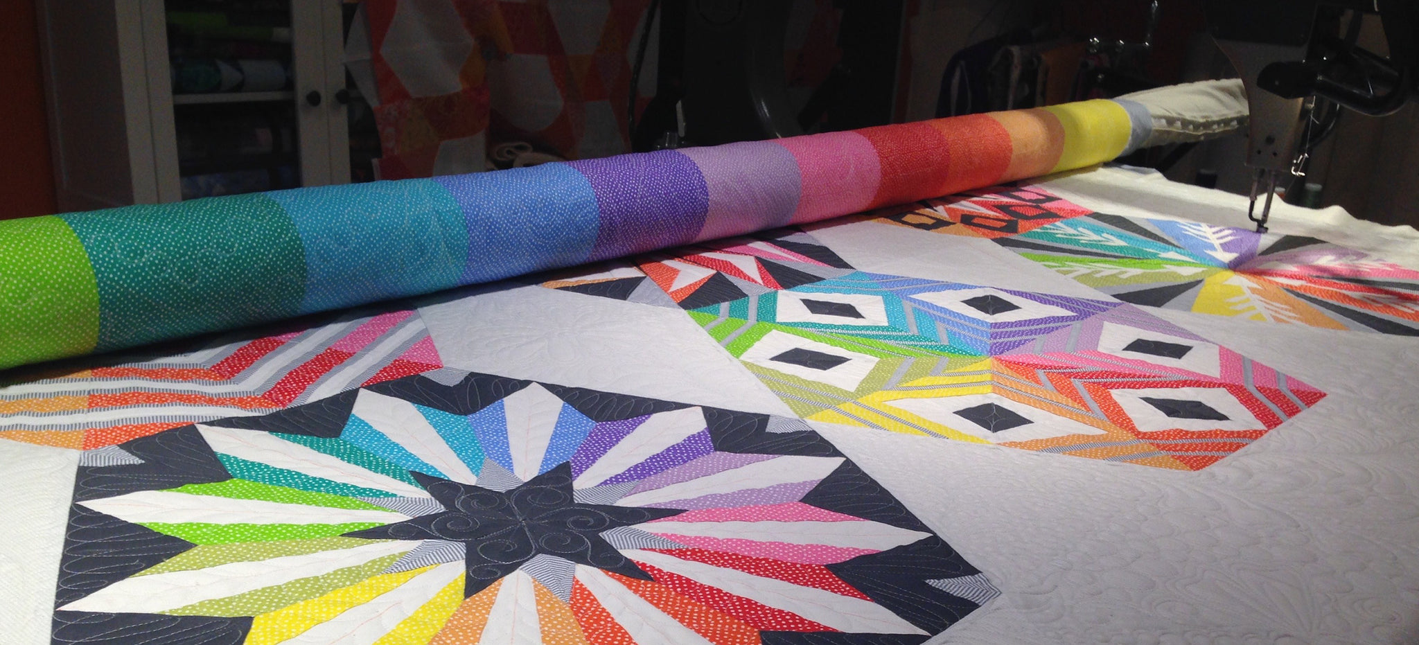 Sewology Sunday - Tips from a Longarm Quilter