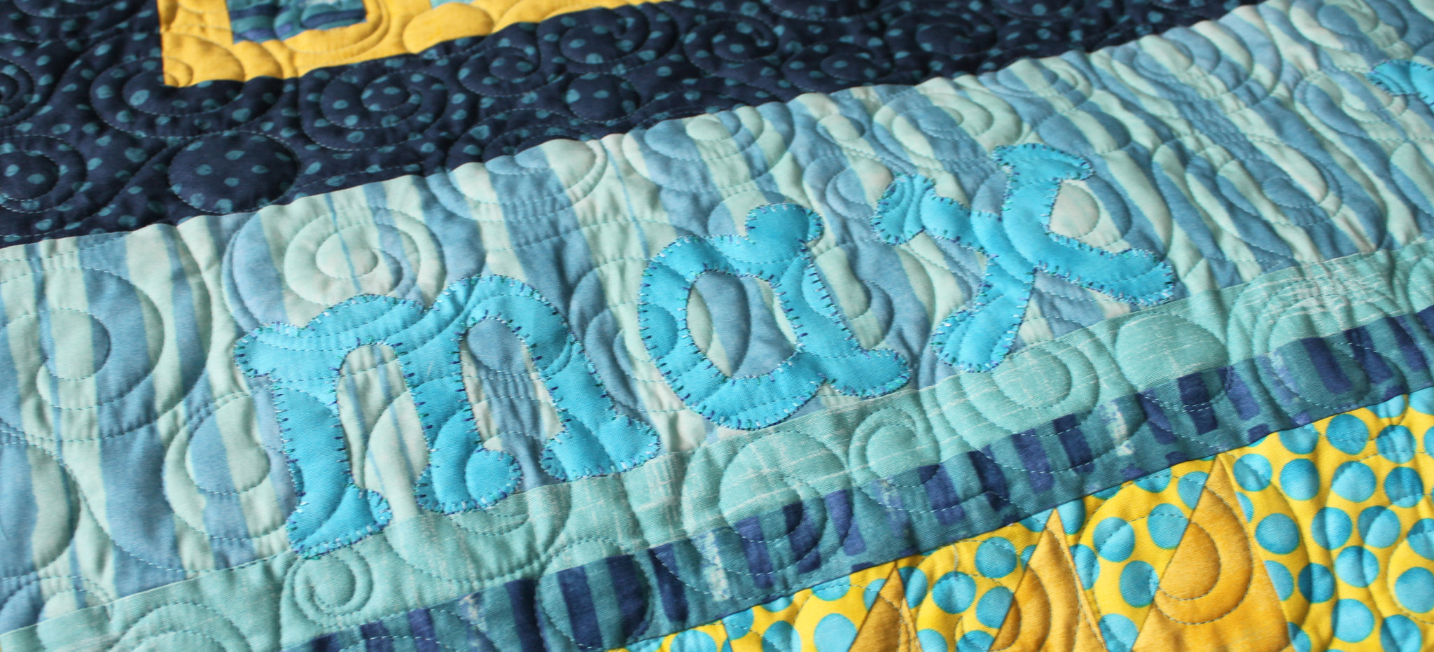 Max's Lullaby Lane Quilt