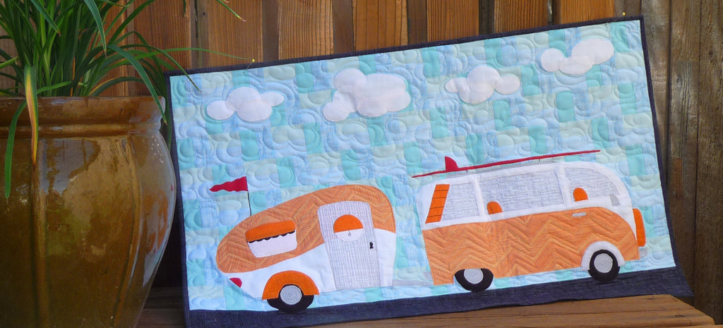 Cruisin' in Quilts from Quiltmaker's 100 Blocks