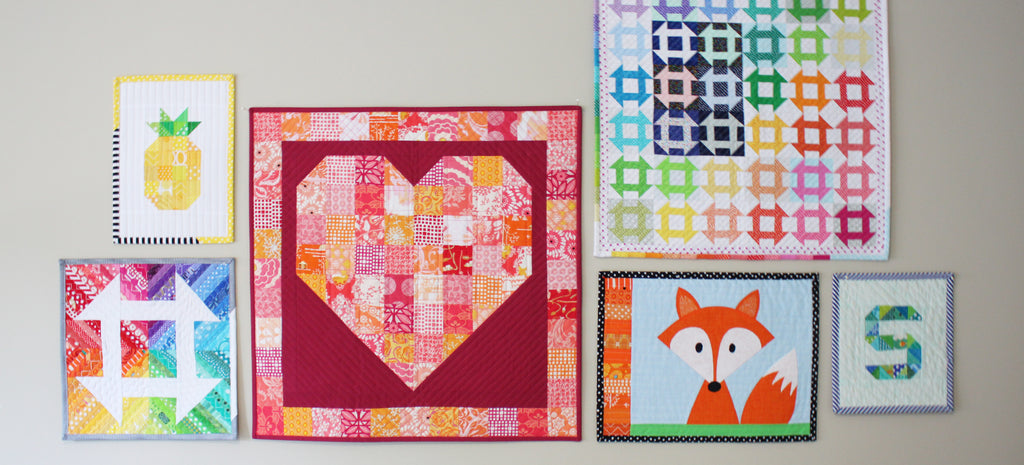 New Mini Quilt Wall