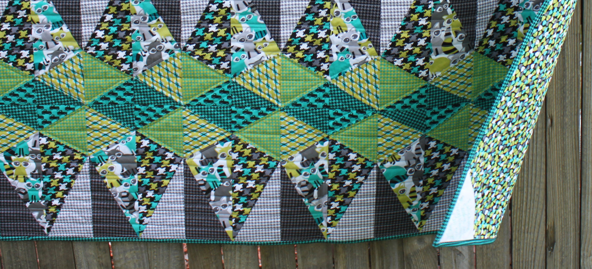 Euclid Avenue in Houndstooth & Friends