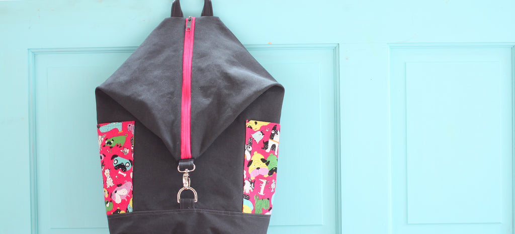 Introducing the Bugsy Backpack!