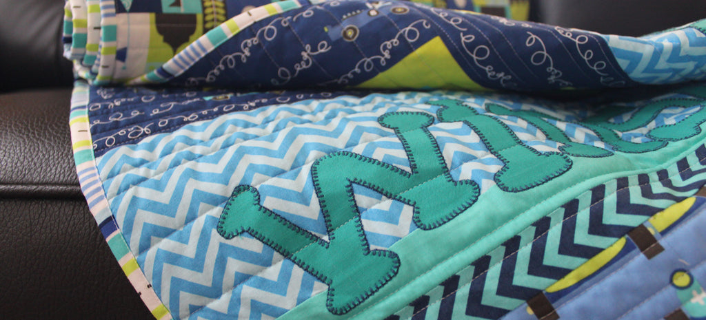 New Baby Quilt Pattern Coming Soon!