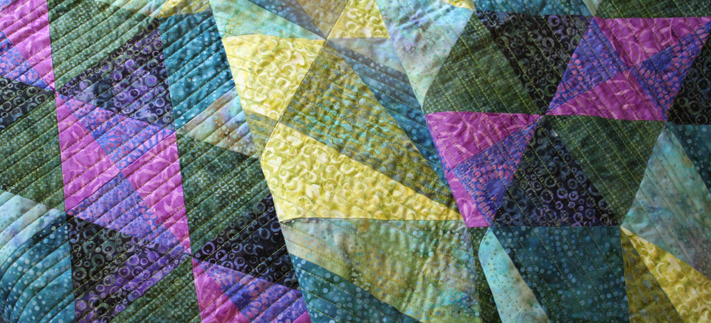 Euclid Avenue in Batiks & Sale Announcement
