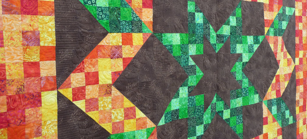 Atlantic Avenue Quilts Show & Tell