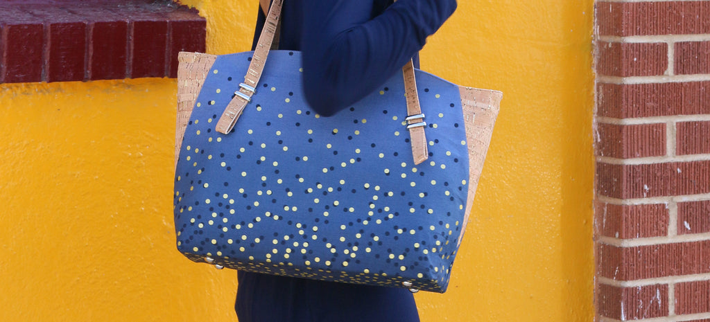 Introducing the Hetty HoldAll Bag!
