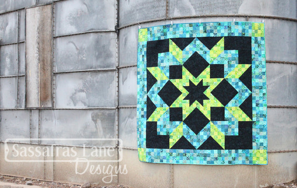 Atlantic Avenue Quilt Pattern by Sassafras Lane Designs