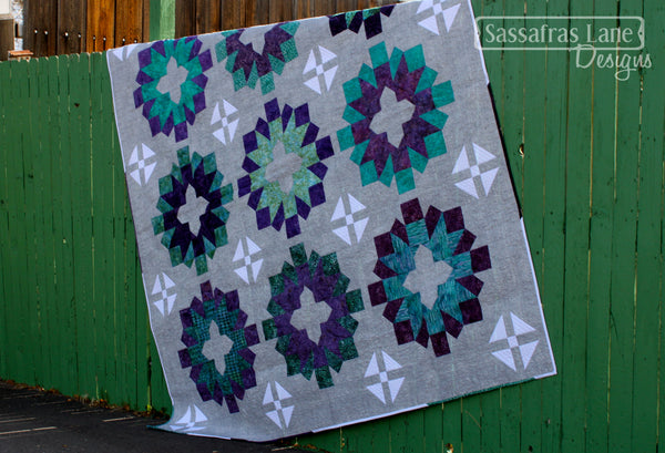 Shivaun Place Quilt Pattern by Sassafras Lane Designs