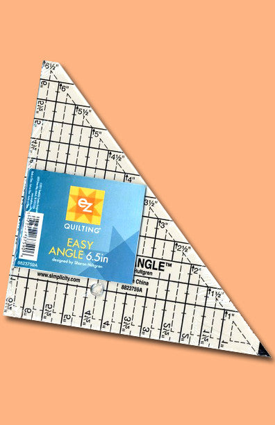 6-1/2 Inch Easy Angle Ruler