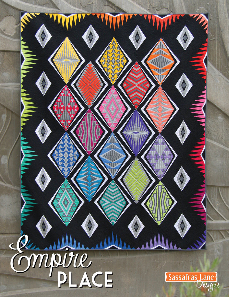 Empire Place Quilt Book