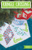 Kringle Crossing Tree Skirt & Table Topper Pattern