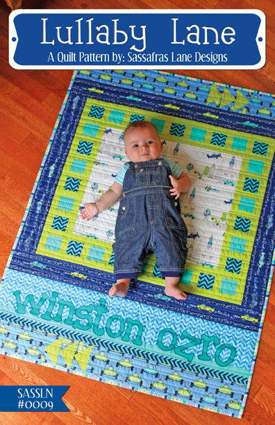 Lullaby Lane Quilt Pattern