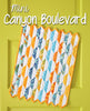 Mini Canyon Boulevard Quilt Pattern