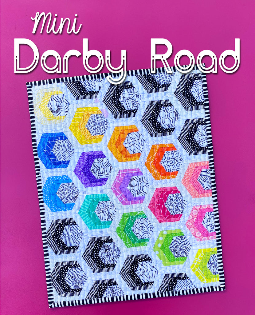 Mini Darby Road Quilt Pattern