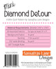 Mini Diamond Detour Quilt Pattern