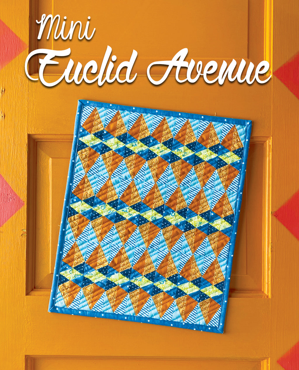 Mini Euclid Avenue Quilt Pattern