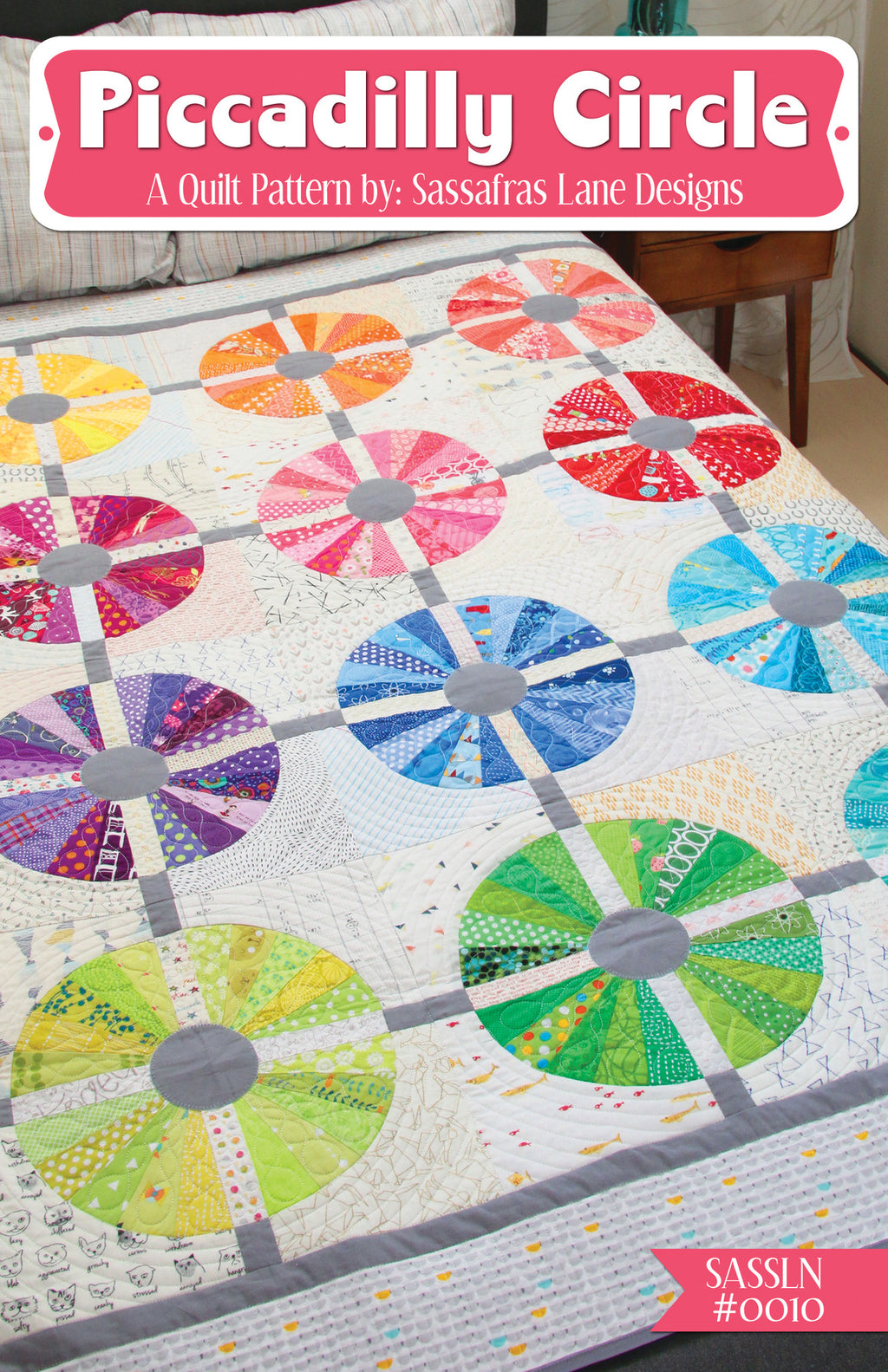 Piccadilly Circle Quilt Pattern