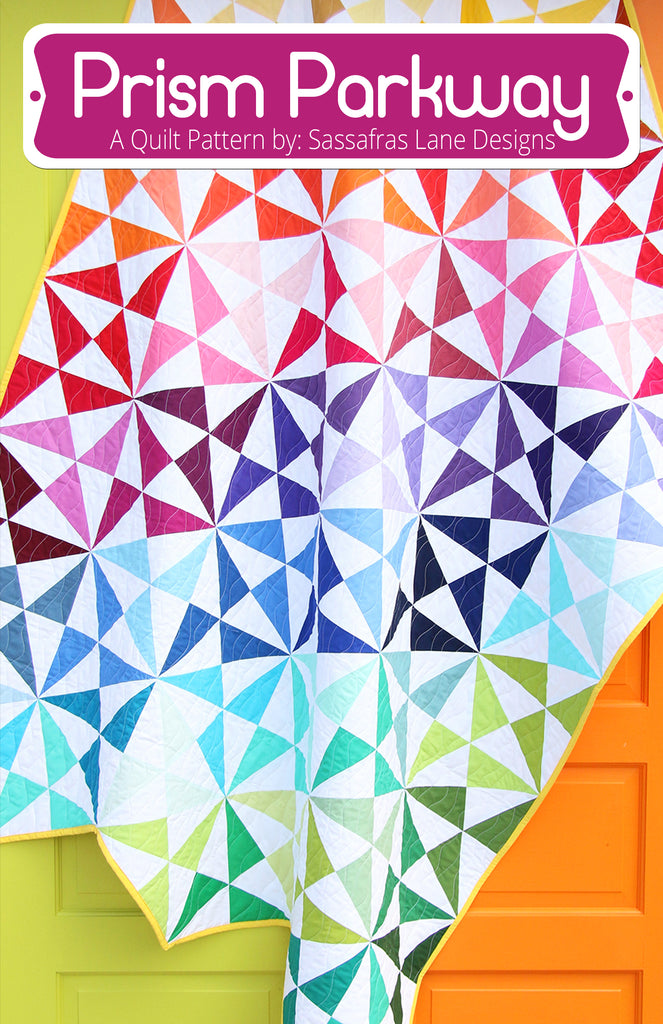 Prism Parkway Quilt Pattern
