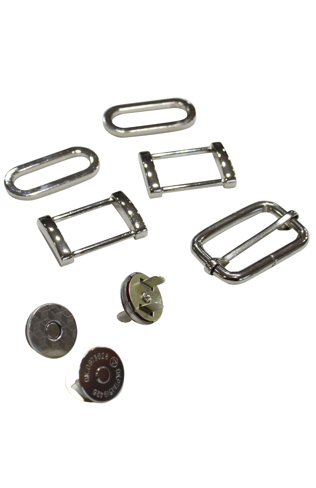 Shelby Satchel Hardware Kit