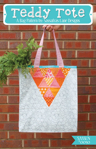 Teddy Tote Bag Pattern