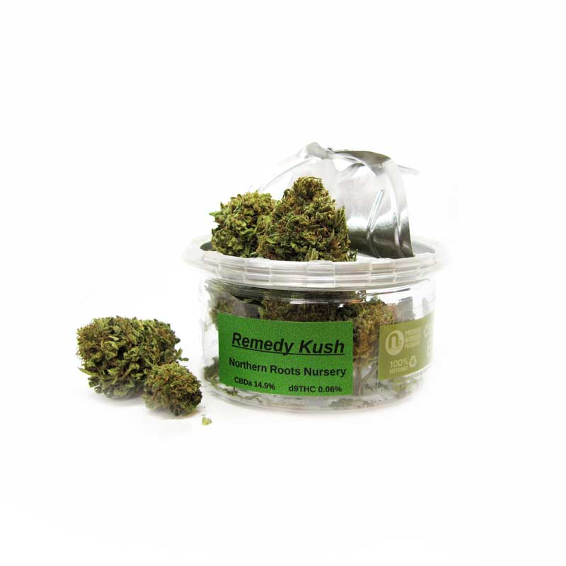 Remedy Kush Bud