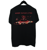 Deicide 1998 When Satan Lives Album Shirt